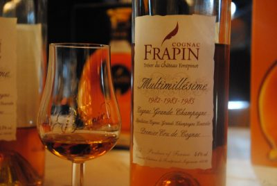 Frapin Multimillesime No 6 Cognac – Luxury Wine Carrying the Legacy from Generations1