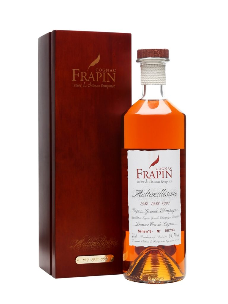Frapin Multimillesime No 6 Cognac – Luxury Wine Carrying the Legacy from Generations