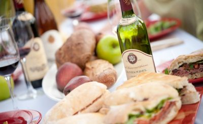 Sanoma Luxury Wines and Food Pairings – For those who prefer good life