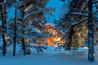 Lighting Up Your Home For Winter