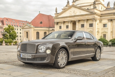 The World's Most Luxurious Cars