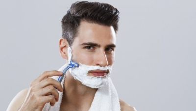 Shaving: The Man's Way